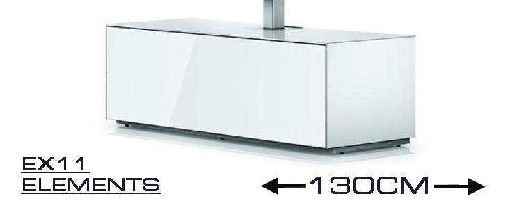 EX 11 TV-Möbel Breite 130 cm